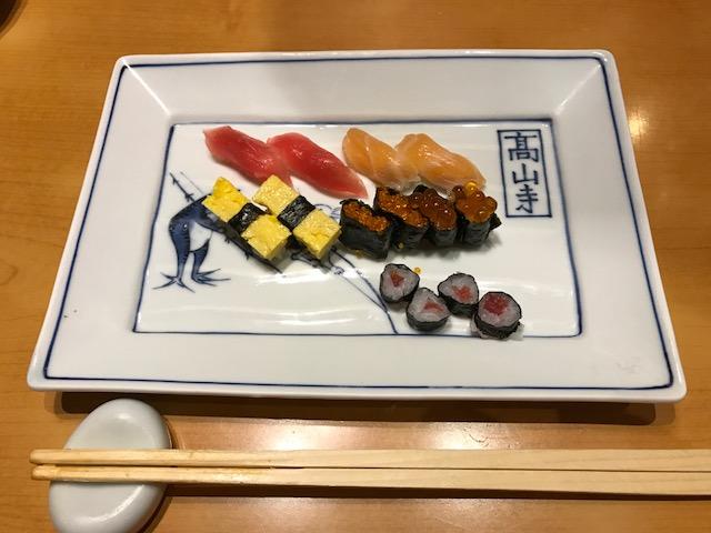 ミニミニ握り寿司(お子様用)