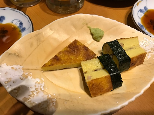 カステラ風玉子焼き(お子様用)